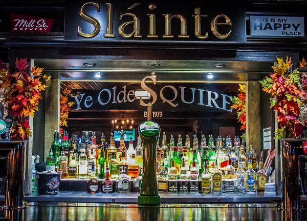 Ye Olde Squire Bar